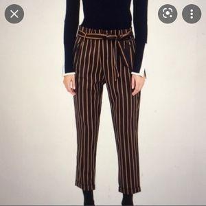 Zara Paperbag Pants